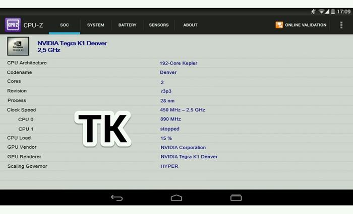 หลุดข้อมูล HTC Nexus 9 ใช้ Tegra K1 มาพร้อมเคส Magic Cover และประเทศไทยอยู่ในโผการวางจำหน่าย