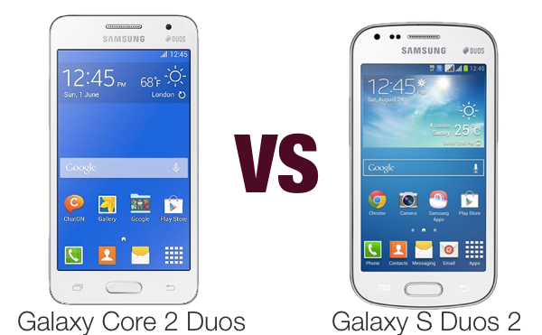 Core Duos vs Core 2 Samsung
