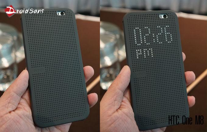 ขอทิ้งท้ายการ รีวิว HTC One M8 ภาค 1ไว้ด้วย HTC dot view  ฟลิบเคสสุดเจ๋งที่คุณสามารถเคาะ แตะ  สัมผัสมันได้เหมือนเป็นหน้าจอของมือถือเลยทีเดียว