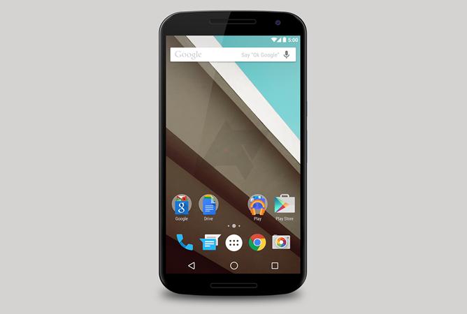 หลุดข้อมูล Motorola Nexus 6 หน้าจอ 5.9 นิ้ว QHD แบต 3,200 มิลลิแอมป์