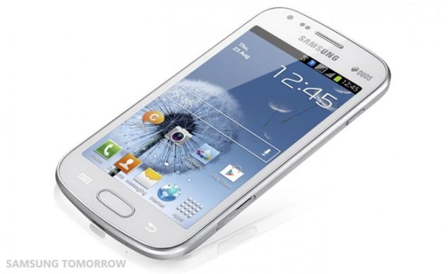 Samsung galaxy s duos เร อธง 2 ซ มจาก samsung