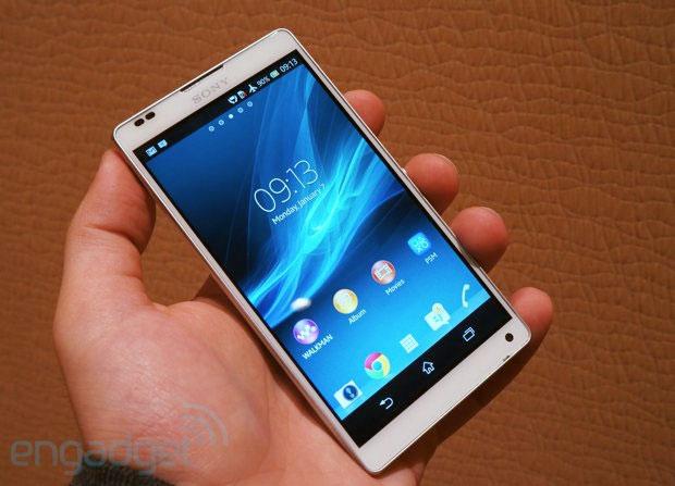 Sony                       Xperia Z           Xperia ZL    Xperia Zl White Review