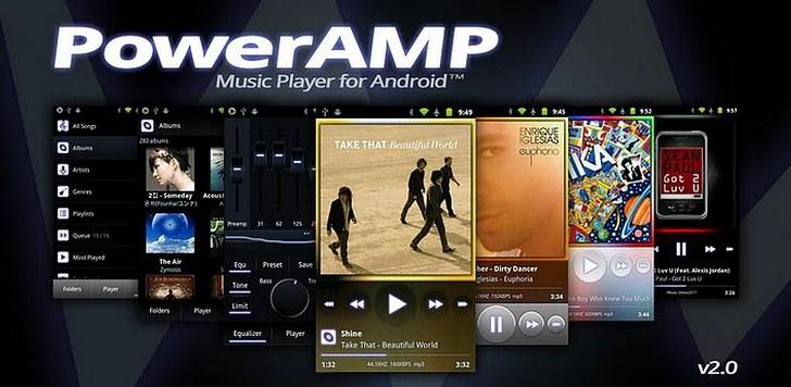 App Flow by KawiZara : Power Amp Music Player | DroidSans