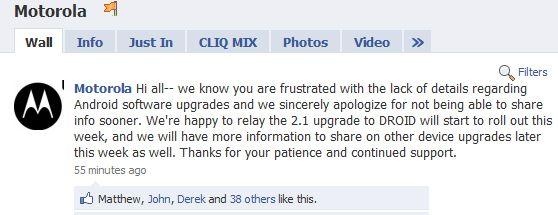 Motorola21Updateconfirmed