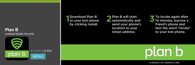 Android plan b droidsans - Samsung dive mobile tracker ...