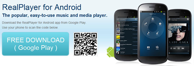 RealPlayer สำหรับ Android เปิดตัวแล้ว | DroidSans