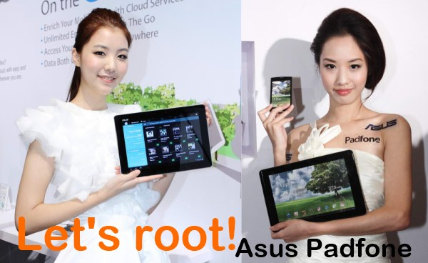 วิธี root เจ้า Asus Padfone แบบง่ายๆ | DroidSans