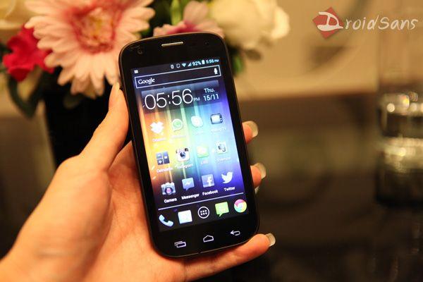 i-mobile IQ1 IQ2