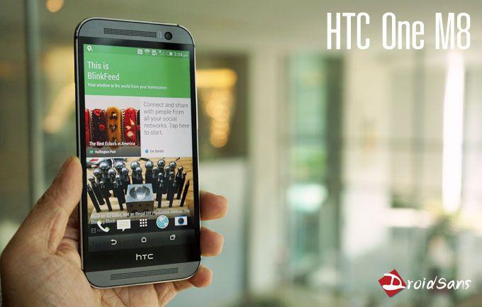 ในเมื่อมันเปิดตัวแล้วเราจะช้าอยู่ทำไม มารีวิว HTC One M8 กันเลยดีกว่า  ว่าไอ้ฟีเจอร์เด็ดๆ ลูกเล่นโดนๆ ที่มีในงานเปิดตัวนั้นเอาเข้าจริงๆ  แล้วมันเวิร์คแค่ไหน ...