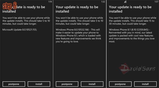 New Windows 10 supported Phones list is out. Lumia 630, Lumia 535, Lumia 520,  Lumia 530 included, Lumia 930 not