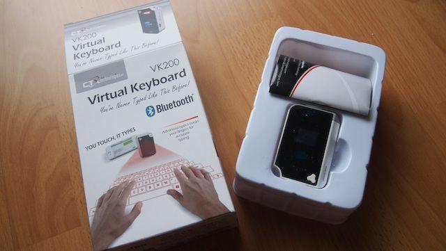 CTX Technologies VK200 Keyfob Virtual Laser Keyboard | eBay