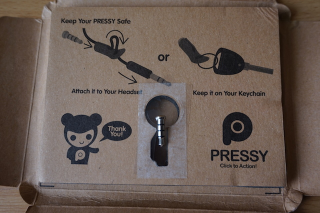 Xiaomi My Key Is as a Pressy But with Groundbreaking Price