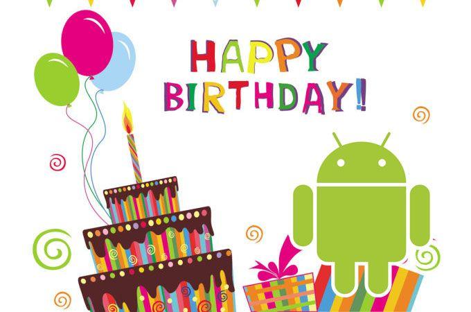 HBD! จากวันนั้นถึงวันนี้ Android ถือกำเนิดมาจนมีอายุครบ 7 ขวบแล้วจ้า พร้อมภาพ Infographic งามๆ