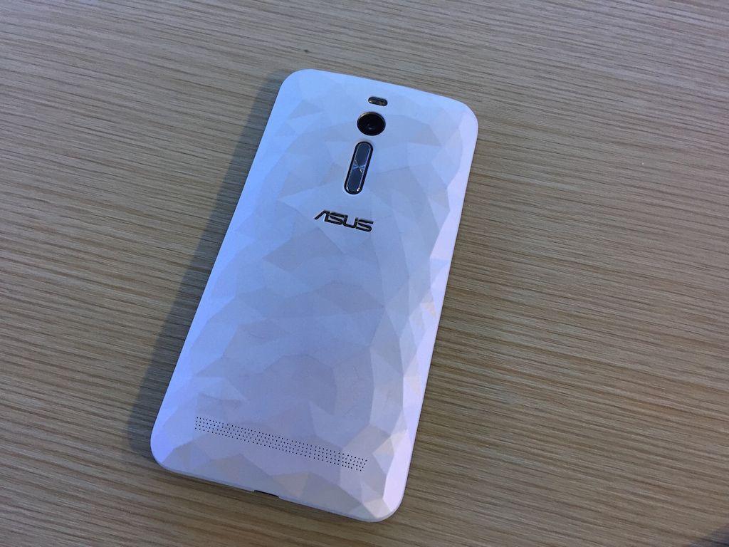 Zenfone 2 Alternative Case - White