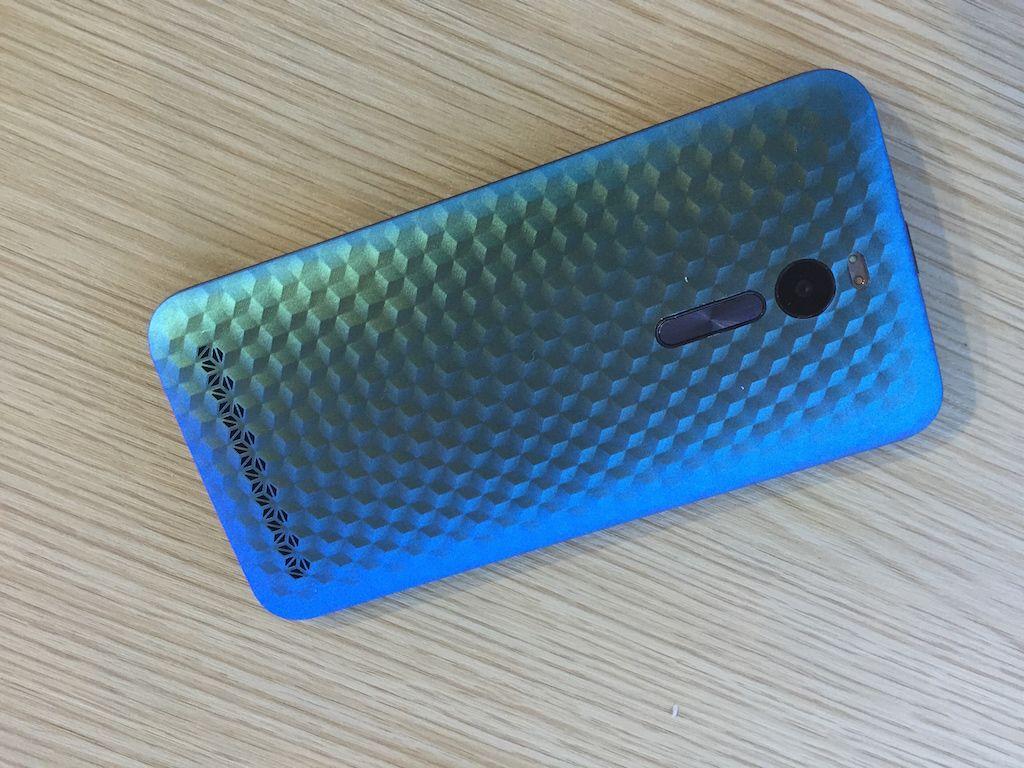 Zenfone 2 Alternative Case - Aqua