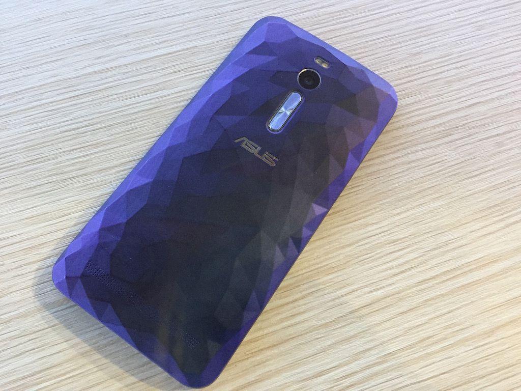 Zenfone 2 Alternative Case - Purple