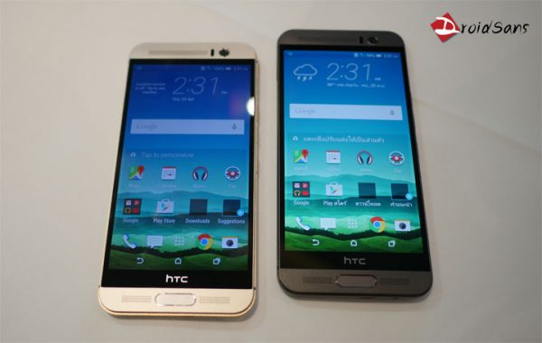 Preview : พรีวิว HTC One M9+ เรือธง Special Edition จาก HTC