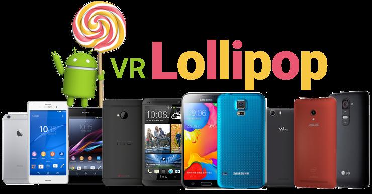 Android 5 0 Lollipop : รวมรายชื่อมือถือที่จะได้รับอัพเดทของ