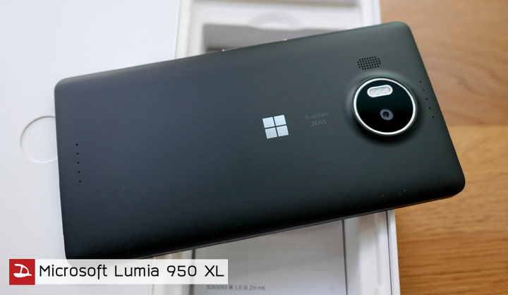 Preview : พรีวิว Microsoft Lumia 950XL แสงแห่งความหวังของ