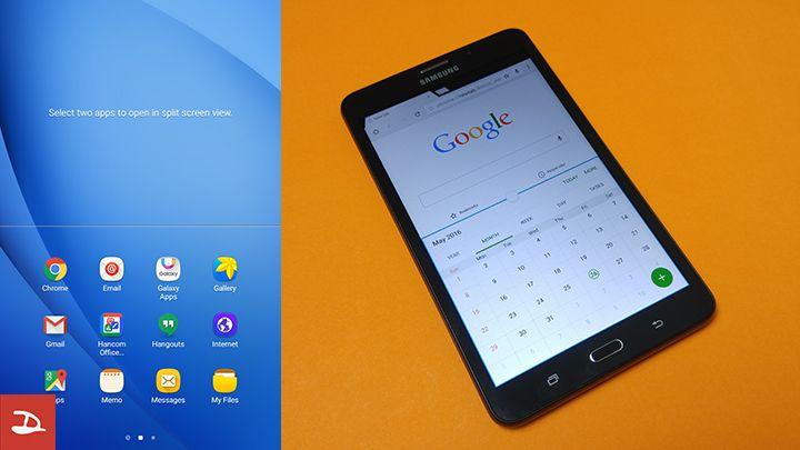 Review] รีวิว Samsung Galaxy Tab A 7 0 (2016) แท็บเล็ทโทรได้ รองรับ