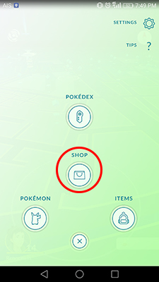วิธีซื้อของใน Pokemon Go โดยไม่ต้องใช้บัตรเครดิต | DroidSans
