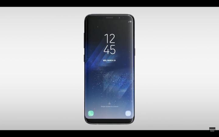 Galaxy S8 full
