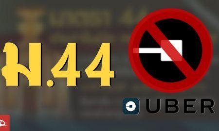 เตรียมยื่น ม.44 หยุด uber