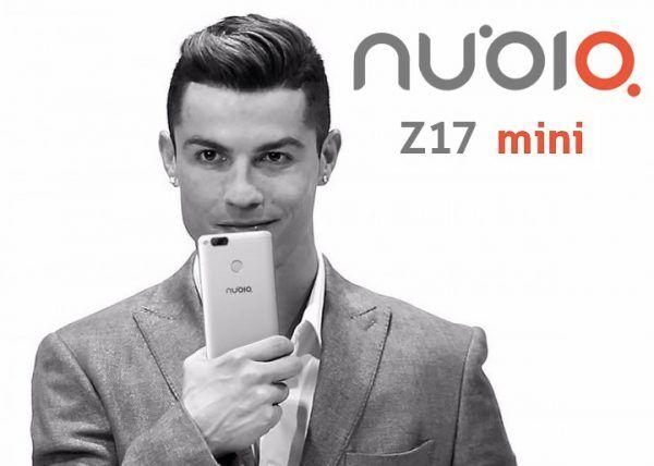 Nubia Z17 mini (Ronaldo)