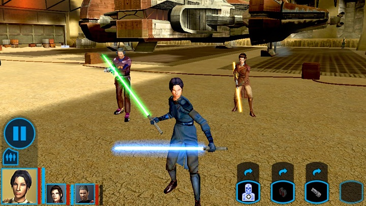 Star Wars : KOTOR