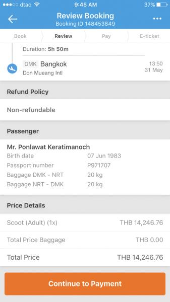 Traveloka Review Booking