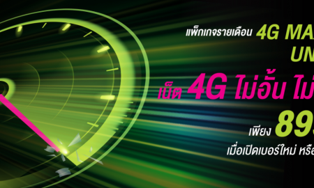 AIS 4G Max Speed Unlimited