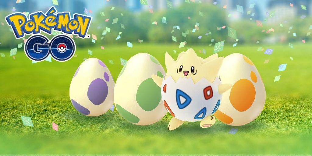 Pokemon Go Eggstravaganza