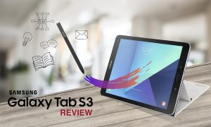 Review Galaxy Tab S3