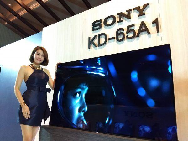 ราคา Sony BRAVIA A1 รุ่น 65 นิ้ว