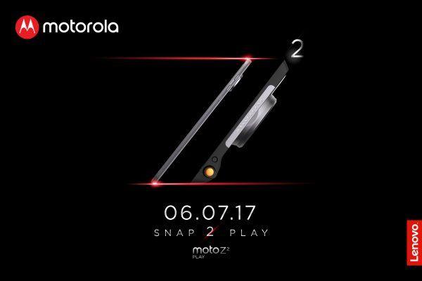 Moto z2 play teaser