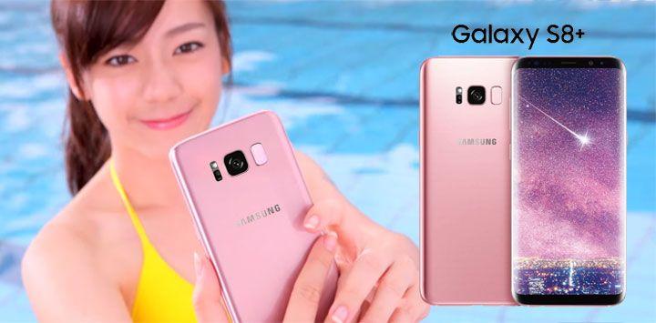 Galaxy S8 Pink