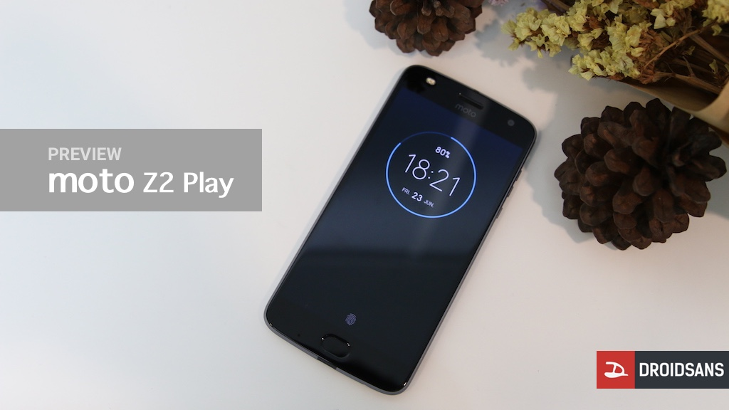 moto z2 play preview
