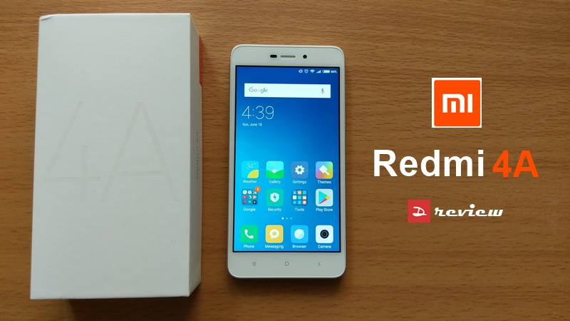 [Review] รีวิว Redmi 4A มือถือไซส์เล็กจอ 5 นิ้ว พอดีคำ แบตอึดใช่เล่น ในราคา 4,590 บาท | DroidSans
