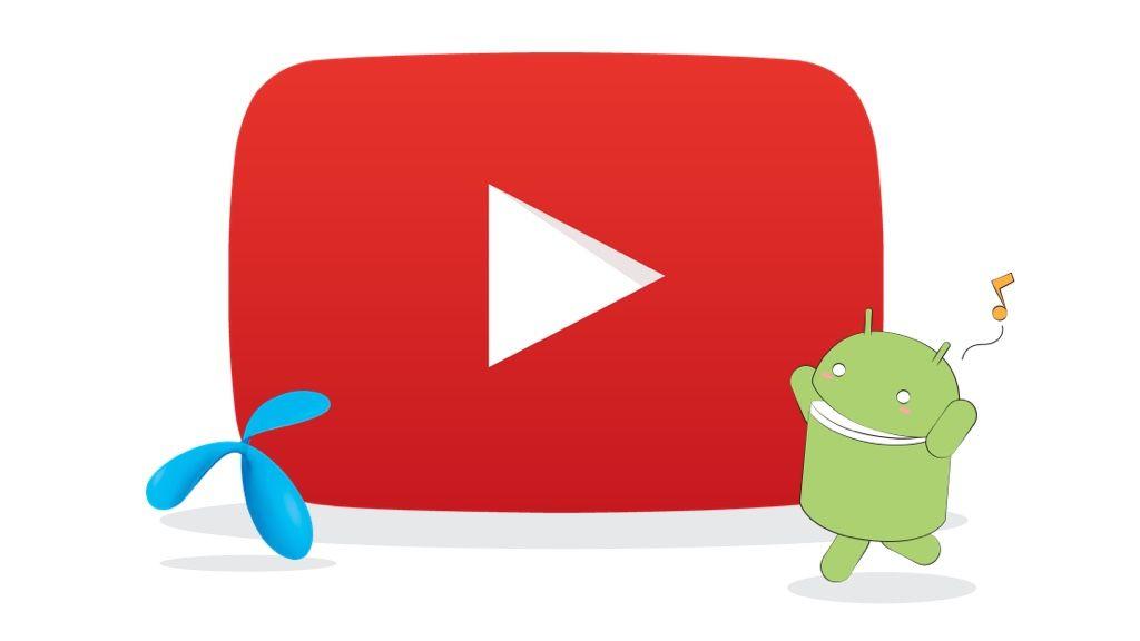 dtac youtube in-app package