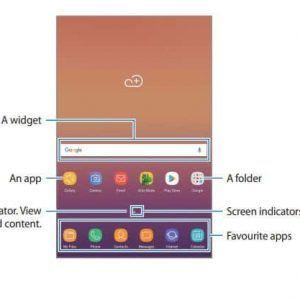 คู่มือคอนเฟิร์ม Samsung Galaxy Tab A 8 0 (2017) จะมาพร้อมกับ Bixby