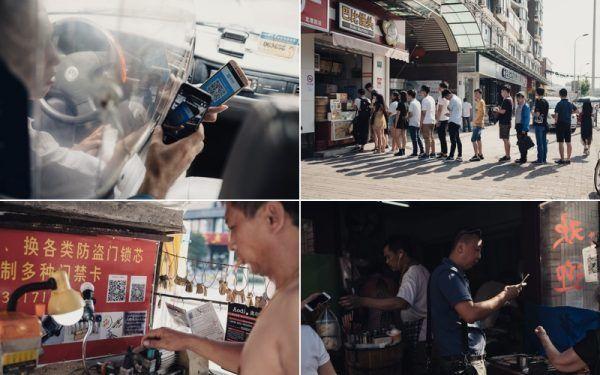 nytimes china cashless society