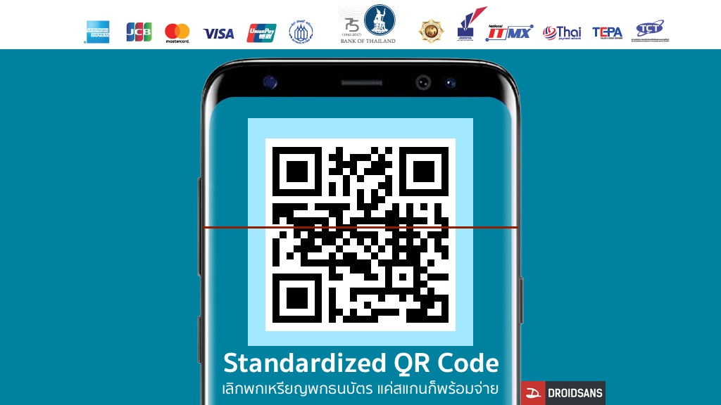 official standardized qr code cover