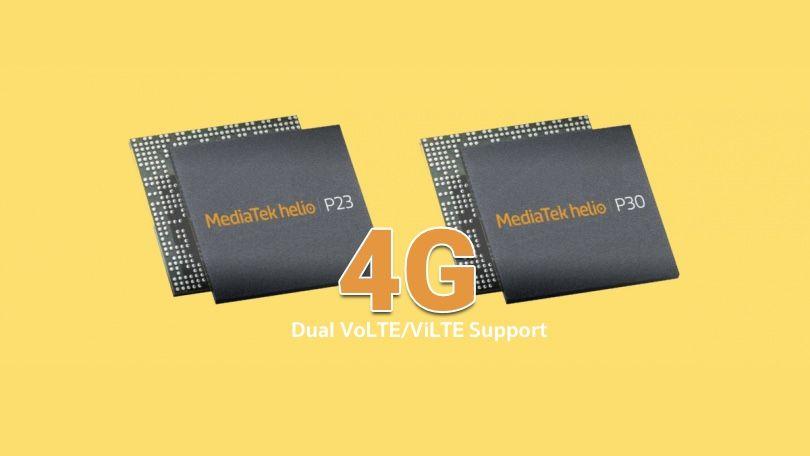 MediaTek Helio P23 & Helio P30
