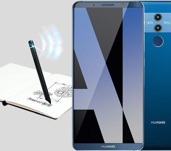 Huawei-Mate-10-Pro-Moleskine-Pen