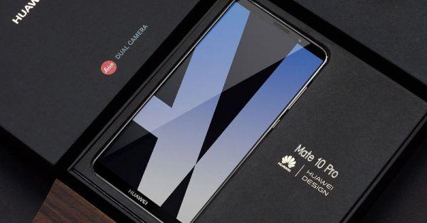 ผลการค้นหารูปภาพสำหรับ Huawei Mate 10 Pro