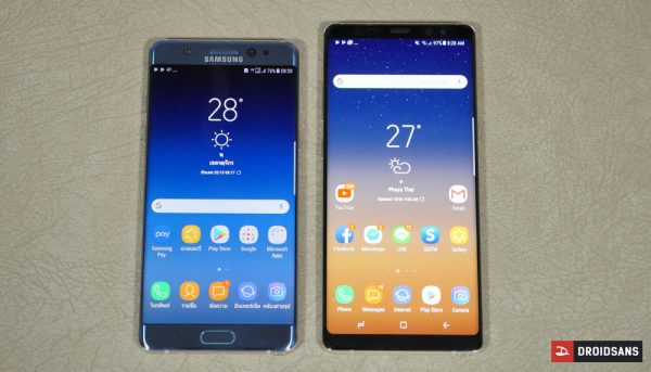 Note vs iphone 6s Plus vs xperia z3