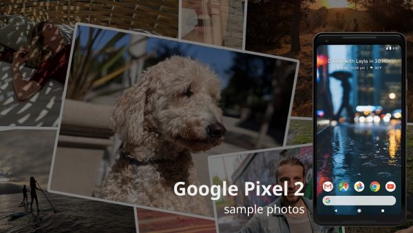 Google Pixel 2 Offical Sample Photos