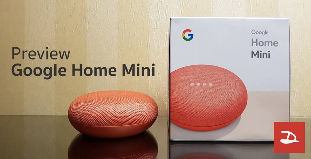 google home mini google assistant droidsans. Black Bedroom Furniture Sets. Home Design Ideas