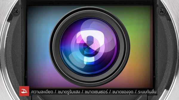 Smartphone Camera Specs