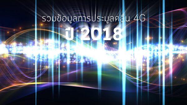 4G Auction 2018 Summary